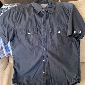 Short sleeve vintage cut